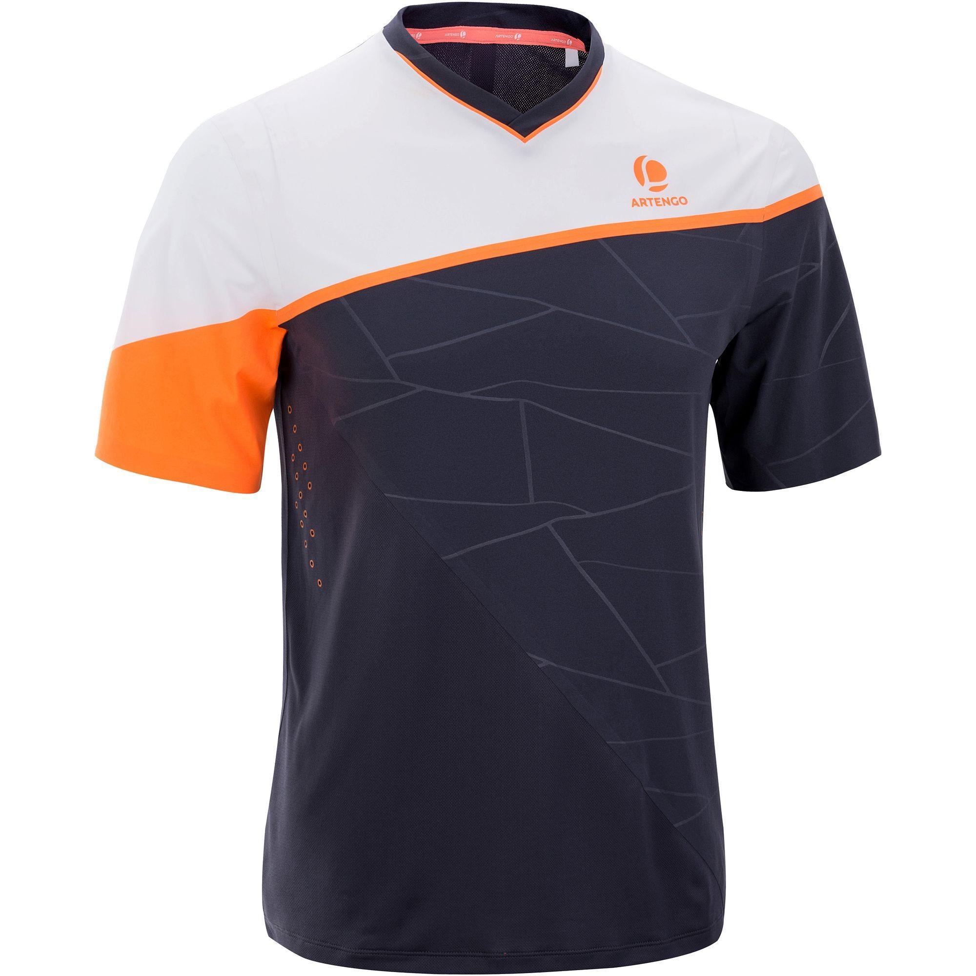 T-shirt Artengo 990 H - Gris (Taille XL)