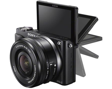 Sony NEX-3N Noir + Obj. Sony E PZ 16 - 50 mm f/3.5 - 5.6