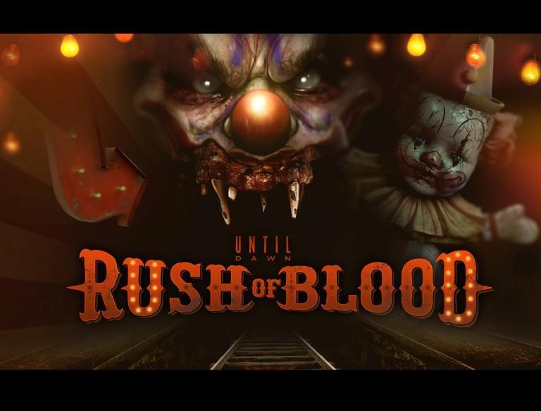 [Précommande] Until Dawn : Rush Of Blood sur Playstation VR
