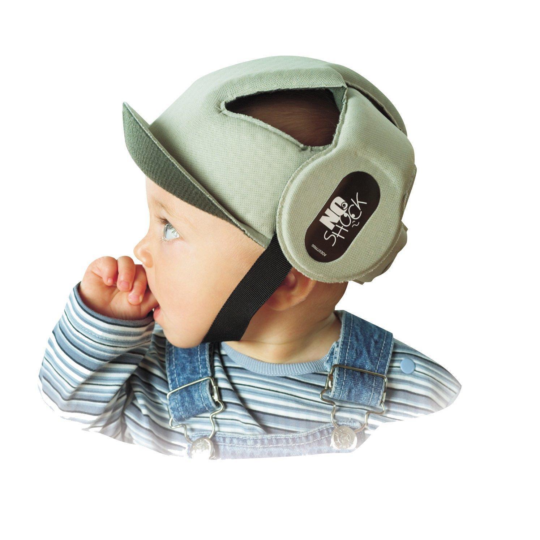 Casque de Protection Babysun Nursery Securite Domestique - 8 à 20 mois environ (taille 44, 52)