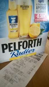 2 packs de bières Pelforth Radler - 6 x 25cl (via BDR)