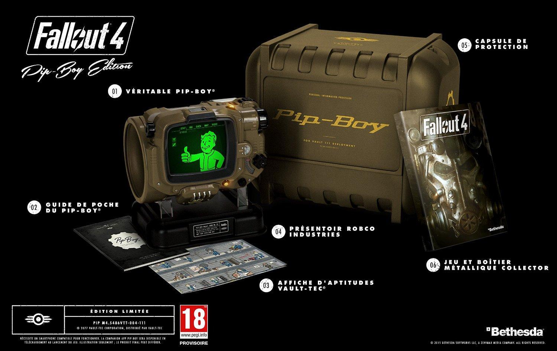 Fallout 4 Pip-Boy édition sur PS4