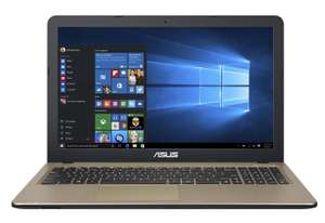 """PC Portable 15.6"""" Asus - i5-5200U 2.2 GHz, 4GO RAM, 1 To HDD, Windows 10, Clavier Qwerty"""