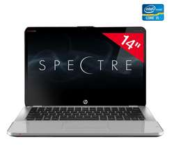 HP Ultrabook Spectre 14-3200ef - silver
