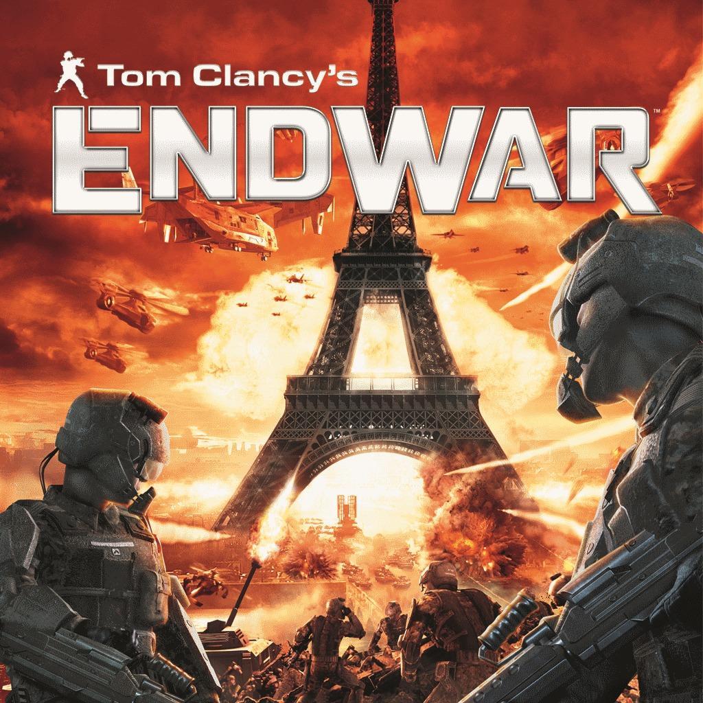 [PS+] Tom Clancy's EndWar gratuit sur PS3 (Dématérialisé - Au lieu de 9,99€)