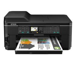 Imprimante multifonction Epson WorkForce WF-7515 sans fil A3