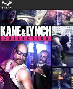 Sélection de jeux PC en promotion - Ex : Kane & Lynch Collection sur PC (Dématérialisé - Steam)