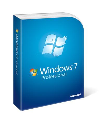 Windows 7 Professionel 32/64 bit OEM