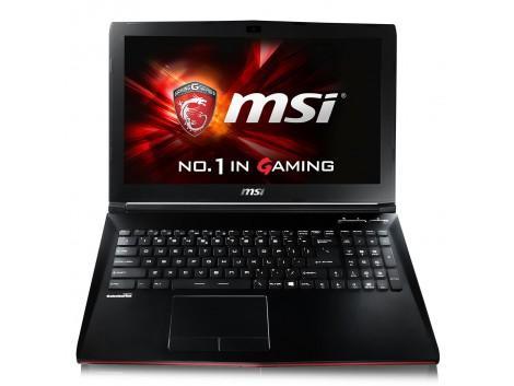"PC Portable 15.6"" MSI Leopard Pro - Full HD, 8Go DDR4, i5 6300HQ, GTX 950M (sans OS)"