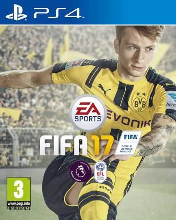 [Précommande] Fifa 17 sur PS4 et Xbox One