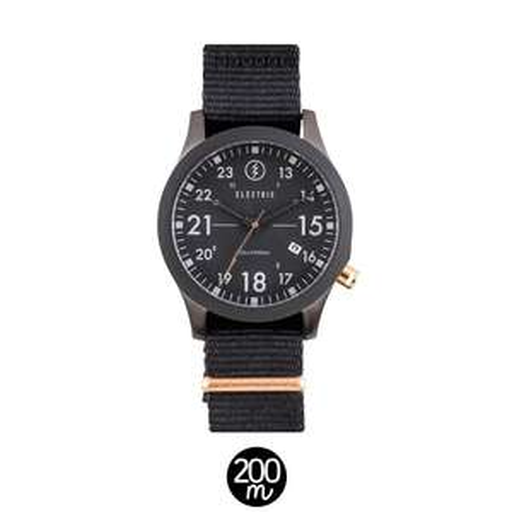 Montre Electric FW01 Nato All - Noir