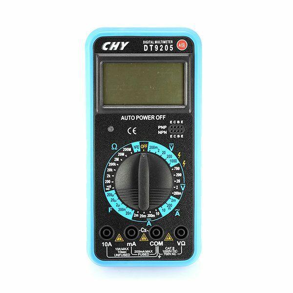 Voltmètre numériqueCHY DT9205 - 1000V