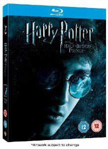 Blu-ray - Harry Potter et le Prince de sang mêlé (année 6) - FDP inclus