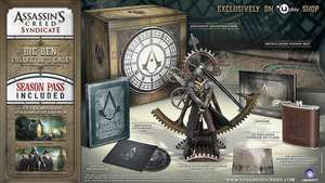 Assassin's Creed Syndicate - Edition Collector Big Ben sur PS4