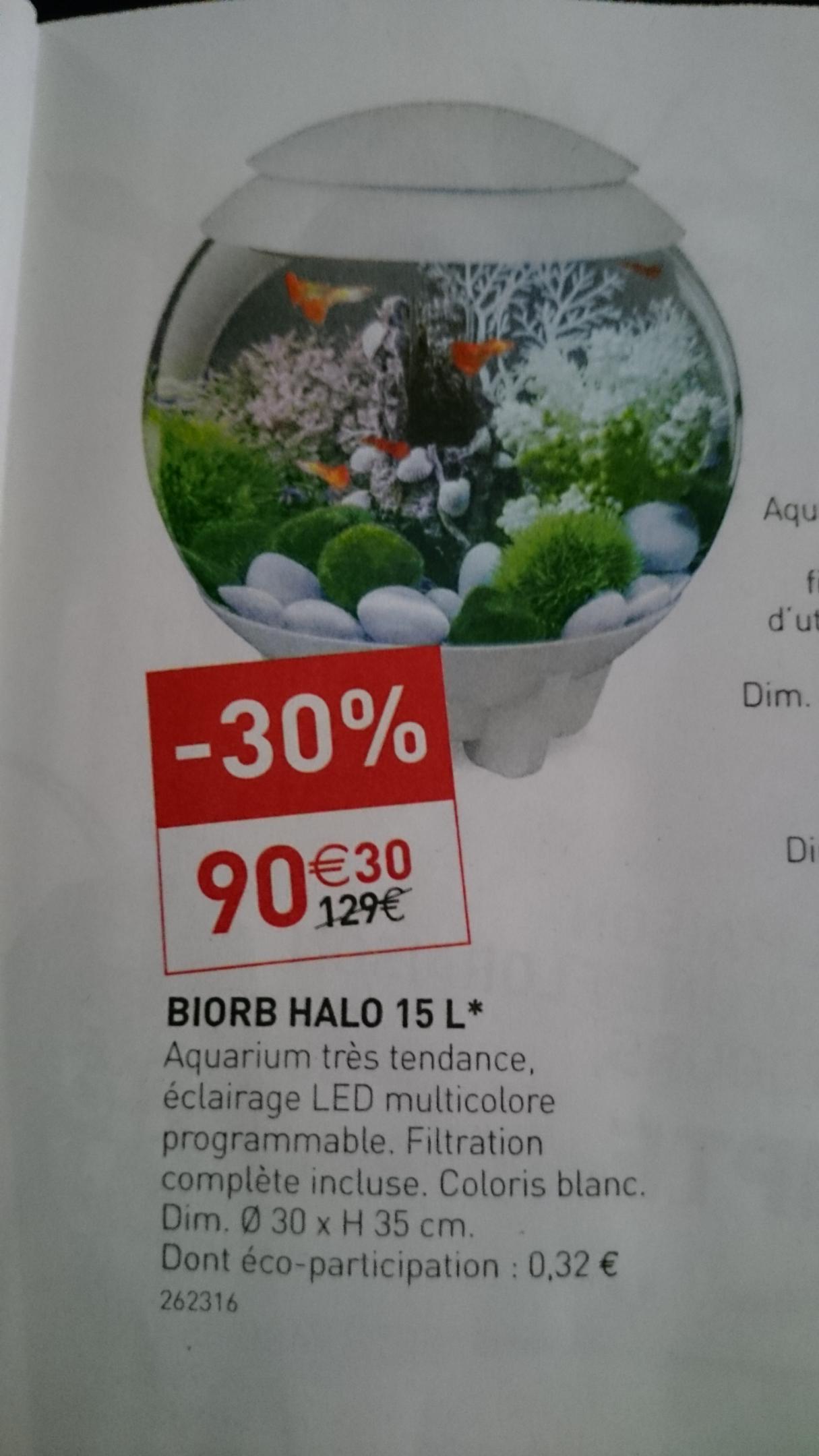 Aquarium Biorb Halo 15