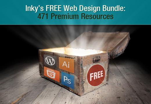 Ressources WebDesign Package gratuit