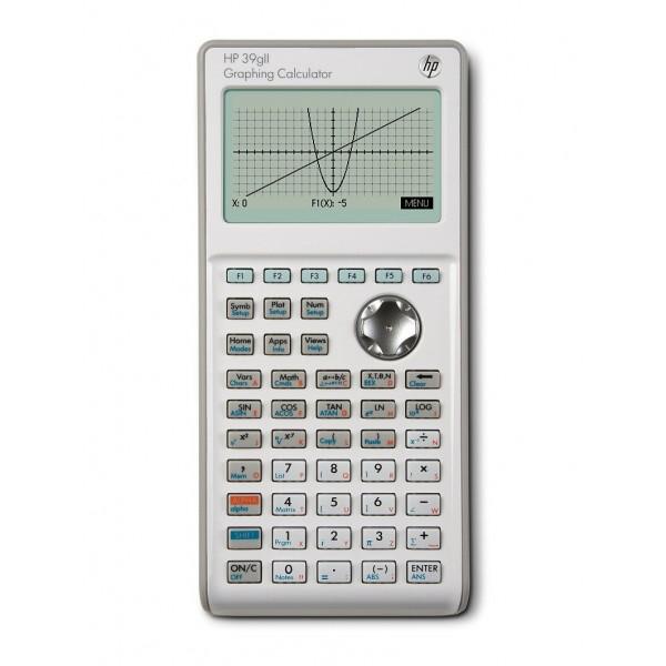 Calculatrice graphique HP 39GII (Avec ODR de 15€)