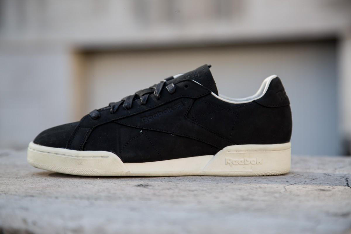 Sneakers Reebok NPC UK II PW - Noir/Beige