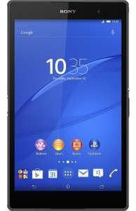 "Tablette 8"" Full HD Sony Xperia Z3 Tablet Compact 16Go"