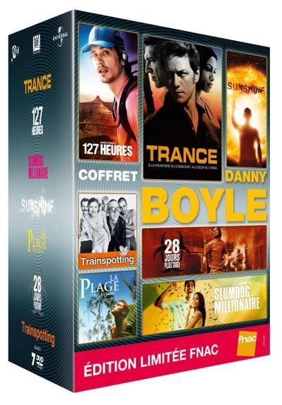 Coffret DVD Danny Boyle - 7 Films - Edition Limitée Fnac
