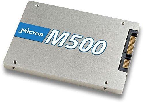 "SSD interne 2.5"" Sata Crucial M500 - 480 Go, MLC 20nm"