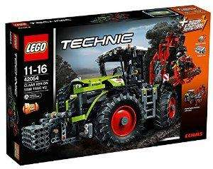 Lego Technic 42054: Tracteur Claas Xerion 5000 Trac Vc