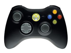 Manette Xbox 360 Sans-Fil avec Adaptateur PC (via BuySter)
