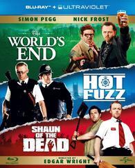 Coffret Blu-ray + Ultraviolet (Dématérialisé) - Shaun of the Dead + Hot Fuzz + Le Dernier Pub avant la fin du monde