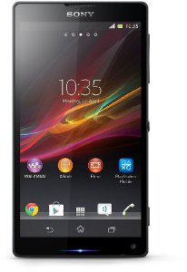 "Smartphone Sony Xperia ZL avec écran full HD Bravia 5"" noir, blanc ou rouge"