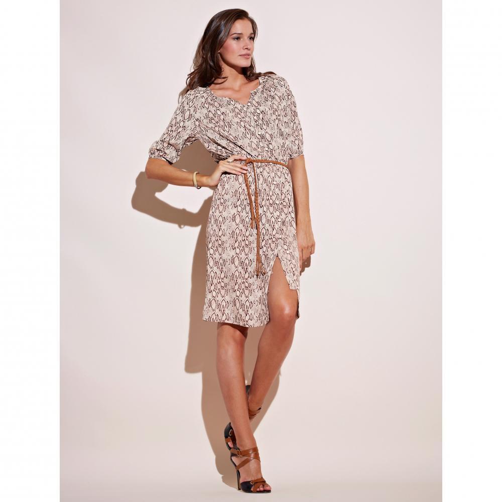 Sélection de robes à 8.99€  - Ex : Robe courte imprimée femme manches courtes