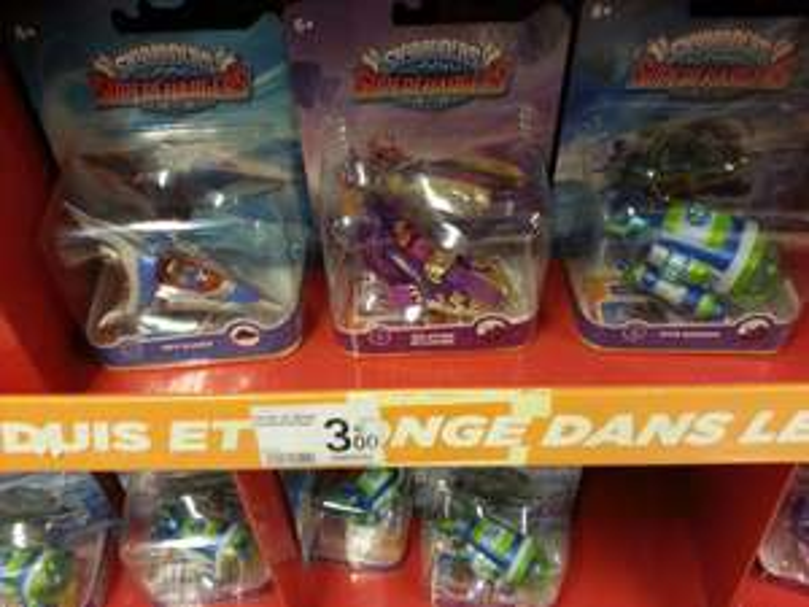 Figurines skylander super charger