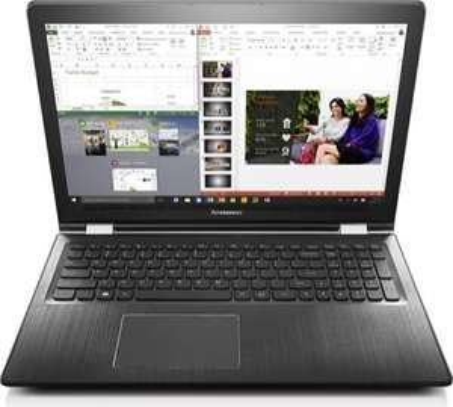 "PC Portable 15.6"" Lenovo Yoga 500-15 - Intel Core i7, 8 Go RAM, 256 Go SSD"