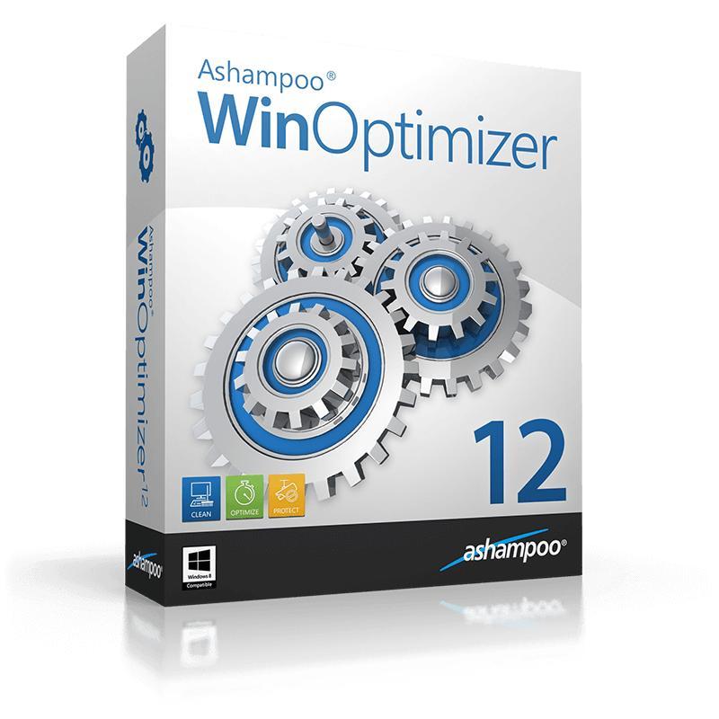 Logiciel Ashampoo WinOptimizer 12 gratuit sur PC