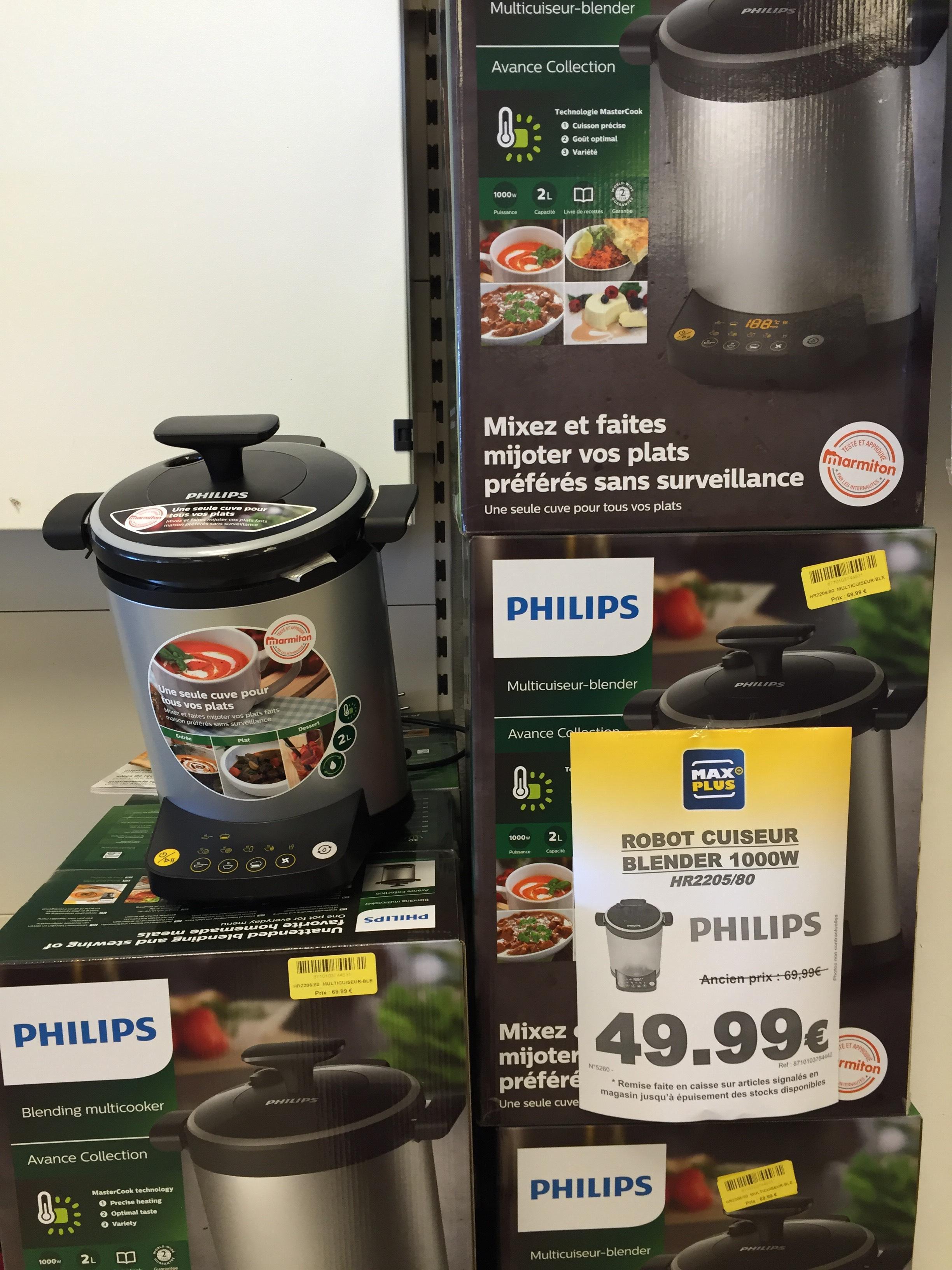 Multicuiseur blender Philips HR2206-90