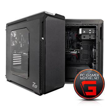 PC Gamer Materiel.net Respawn édition limitée - i5-6500, RAM 16 Go, HDD 1 To + SSD 240 Go, GeForce GTX 1070