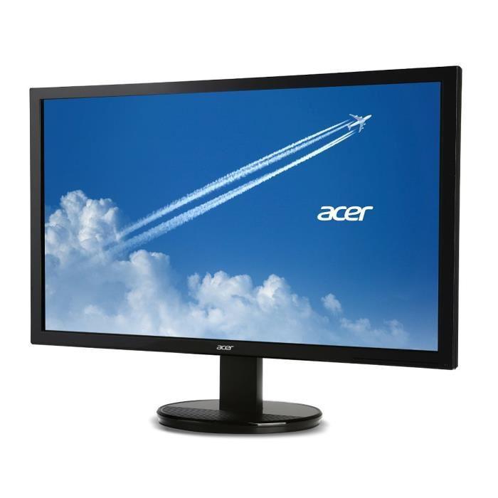 """Ecran PC 27"""" Acer K272HUL - WQHD (2560 x 1440), 1 ms"""