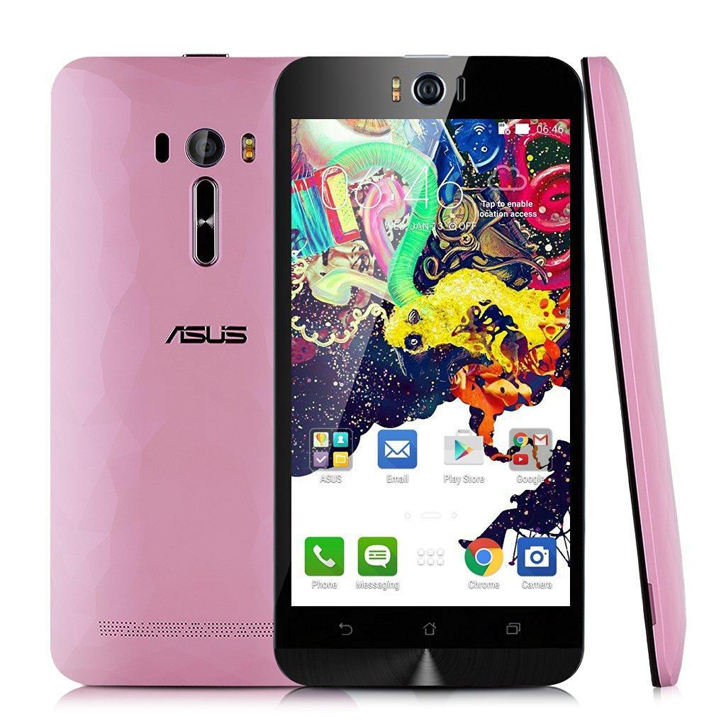 "Smartphone 5.5"" Asus ZenFone 2 ZD551KL - 32 Go, 3 Go RAM, Double SIM Micro, Rose"