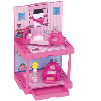 Giochi Preziosi Hello Kitty Maison Maquillage Salon Chambre