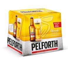 4 packs de 12 x  25cl Pelfort (via Shopmium)