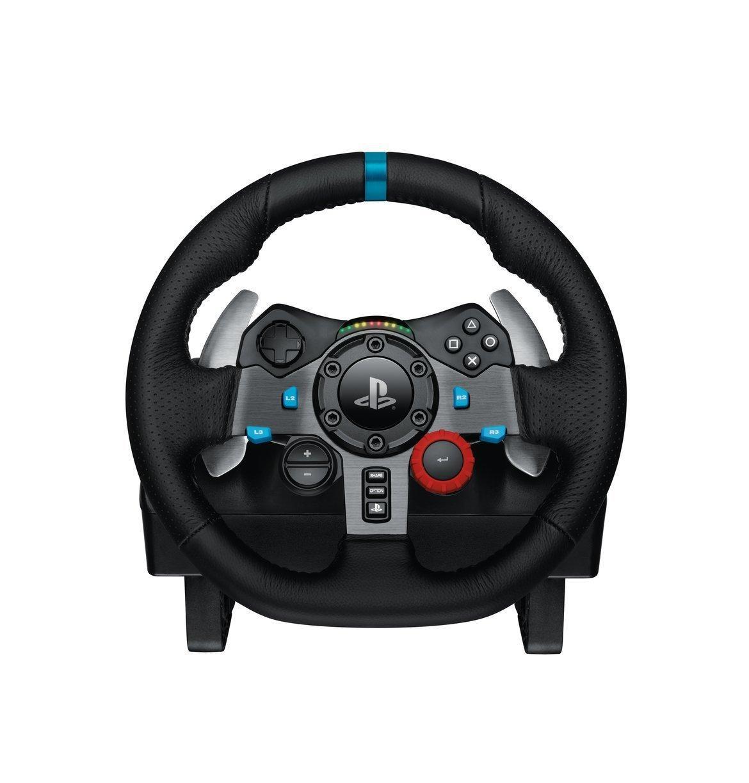 Volant de course Logitech G29 Driving Force pour PC et PS4 - G-Series