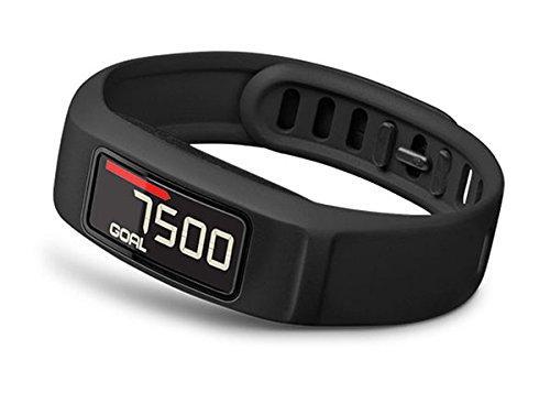 Bracelet d'Activité Connecté Garmin Vivofit 2 avec Écran - Noir