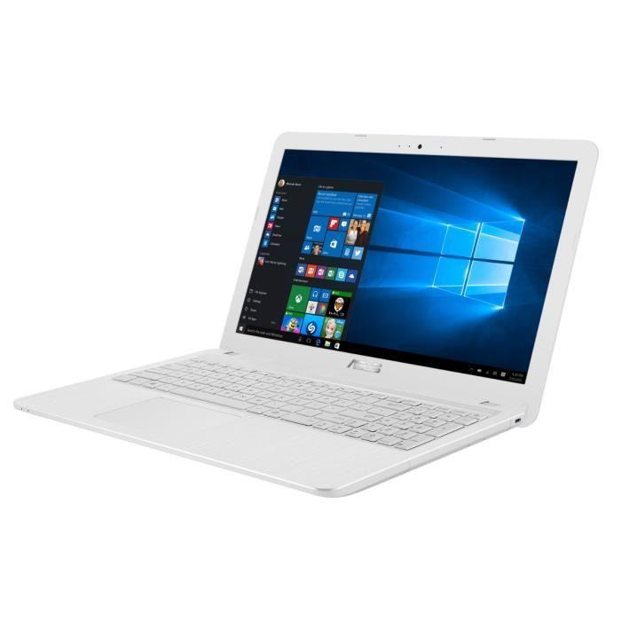 """PC Portable 15.6"""" HD Asus  X541UA-XX264T (i5-6198DU, 4 Go Ram, 1 To HDD, Windows 10)"""