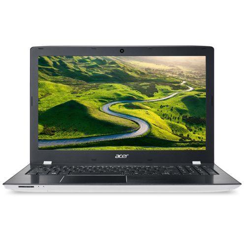 """PC Portable 15.6"""" Acer Aspire E5-575G-56AD Blanc - Full HD, i5-6200U 2.3 GHz, RAM 8 Go, HDD 1 To, GTX 950M"""