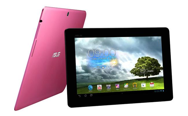 Tablette Tactile 10,1'' IPS Asus ME301T Rose (Avec ODR de 50€ et paiement via Buyster)