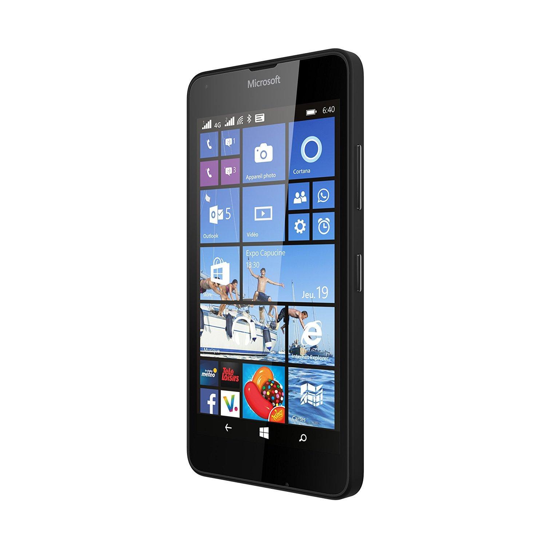 "Smartphone 5"" Microsoft Lumia 640 - 4G, 8Go, 1Go de ram, débloqué"