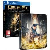 Deus Ex: Mankind Divided - Day One Edition sur PS4 (+ steelbook)
