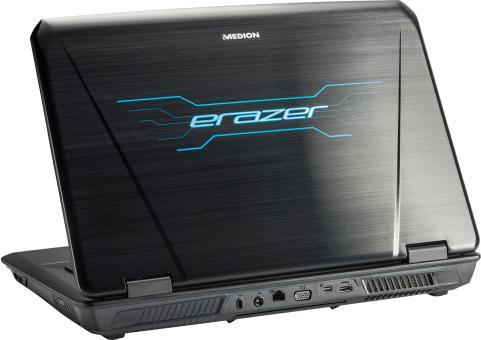 "PC Portable 17"" Medion Erazer X7835 - i7-4710MQ 2.5 GHz, NVidia GeForce GTX 980M, 32 Go RAM"