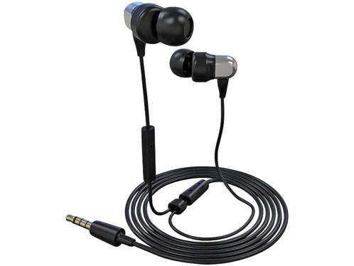 Écouteurs Premium avec commande filaire et microphone - Frais de port inclus