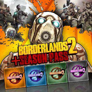 Borderlands 2 + Season Pass