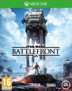 Star Wars Battlefront sur Xbox One